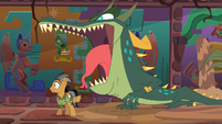 """Quibble and Cipactli """"this is real"""" S6E13"""