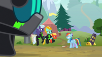 "Rainbow Dash ""I know we go way back"" S8E20"