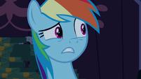 Rainbow Dash --this was all a prank--- S6E15