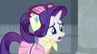 "Rarity ""oh, I'd love to help"" S8E17"