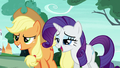 "Rarity Changeling ""let me guess"" S6E25.png"