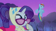 Rarity not that one S3E6