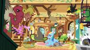 S03E13 Rainbow Dash ze zwierzętami