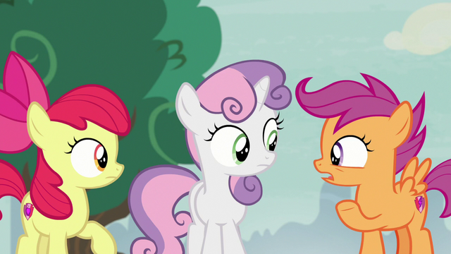 """File:Scootaloo """"get herself into a scary situation"""" S7E8.png"""