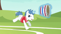 Shooting Star trying out for the buckball team S6E18