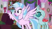 "Silverstream ""it wasn't just one prankster"" S8E16"