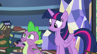 "Spike ""now I finally have a chance"" S8E24"