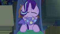 Starlight Glimmer goes back to sleep S8E19