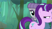 Starlight Glimmer looking sly S7E4