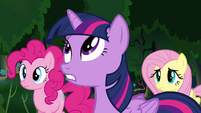 Twilight Sparkle -she's in there- S4E04