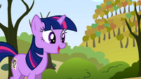 Twilight just be careful S1E13