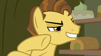 Young Grand Pear antagonizing Granny Smith S7E13