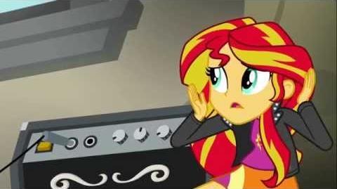 Brazilian Portuguese Equestria Girls Rainbow Rocks Bad Counter Spell HD