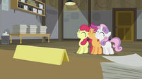 CMC smiling together S2E23