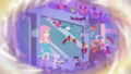Fluttershy being followed by multiple animals EGDS5.png