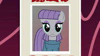 Missing poster with Maud Pie's face S8E3