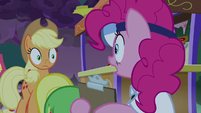 "Pinkie ""even if I was an actual doctor"" S9E17"
