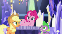 "Pinkie Pie ""what is taking her so long?"" S9E14"