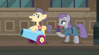 "Pouch Pony ""all sales are final"" S6E3"