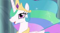 Princess Celestia -when I was a filly- S8E7