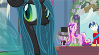 Queen Chrysalis perfect S2E26