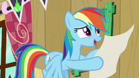 "Rainbow ""how about a silent auction"" S8E20"