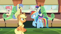 Rainbow Dash has another realization S6E18