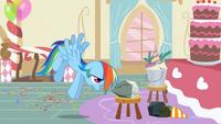 Rainbow Dash sigh S1E25