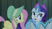 "Rarity ""who knew they would become"" S7E26"