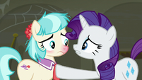 Rarity --we'll manage without you-- S6E9