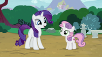 Rarity -could we spend it together-- S7E6