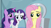 Rarity -whatever did you do that for-!- S5E5