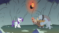 Rarity pray tell S1E19