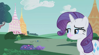 Rarity realizes she was pranked S1E5