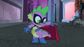 Spike examining himself S4E06.png