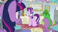 """Starlight Glimmer surprised """"I know!"""" S9E20"""