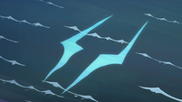 Storm King's insignia appears in the water EGSB