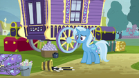 Trixie sad that Starlight is gone S8E19