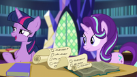 "Twilight ""after this, I move on to the B's!"" S6E1"