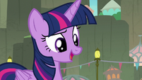 "Twilight ""why would you think that?"" S8E6"