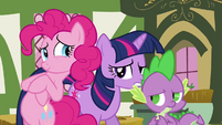 Twilight 'Trying to turn that apple into an orange' S3E3