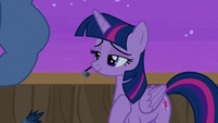 Twilight Sparkle -relaxing with my family- S7E22