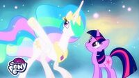 'Celestia's Ballad' Music Video 🎶 MLP Friendship is Magic MusicMonday