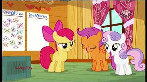 (Prelude) My Little Pony Friendship is Magic - We'll Make Our Mark Indonesian