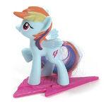 2011 McDonald's Rainbow Dash toy