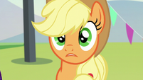 "AJ ""Rarity was right!"" S5E24"