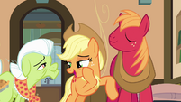 Applejack -don't want to make them jealous- S4E09