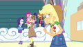 Applejack getting angrier at Vignette EGROF.png