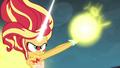 Daydream Shimmer blasting toward Midnight Sparkle EG3.png