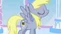 Derpy with number 15 sticker S1E16.png